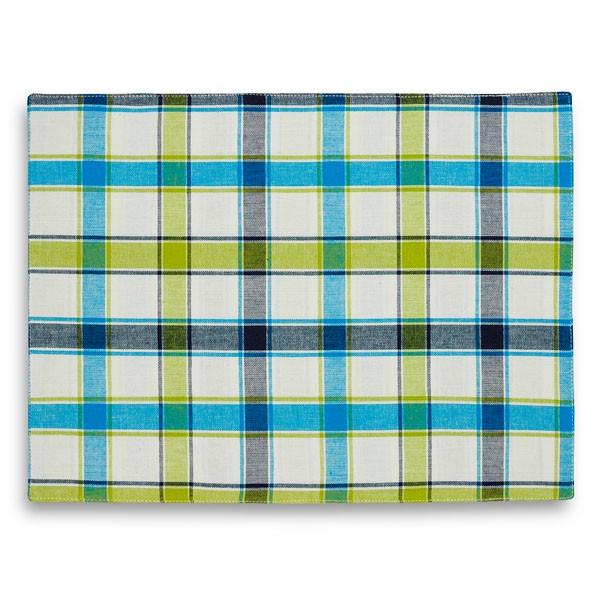 Салфетки под столовые приборы Schaefer, цвет: синий, зеленый, 33 х 45 см, 2 шт07107-307Хлопковые салфетки для сервировки стола, под столовые приборы Schaefer включает в себя две квадратные салфетки, выполненные из хлопка синего и зеленого цвета в клеточку. Салфетки двухсторонние, плотные, жесткие, хорошо держащие свою форму и защищают поверхность стола. Вы можете использовать салфетки для декорирования стола, комода, журнального столика. В любом случае они добавят в ваш дом стиля, изысканности и неповторимости и уберегут мебель от царапин и потертостей. Характеристики: Материал: 100% хлопок. Размер салфетки: 33 см х 45 см.. Комплектация: 2 шт. Цвет: синий, зеленый. Немецкая компания Schaefer создана в 1921 году. На протяжении всего времени существования она создает уникальные коллекции домашнего текстиля для гостиных, спален, кухонь и ванных комнат. Дизайнерские идеи немецких художников компании Schaefer воплощаются в текстильных изделиях, которые сделают ваш дом красивее и уютнее и не останутся...