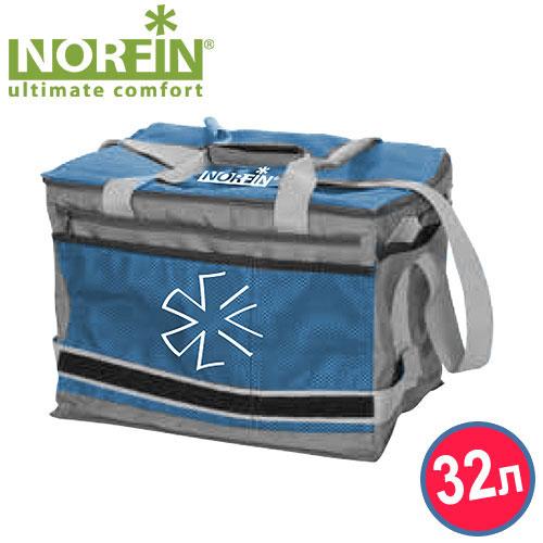 "Термосумка Norfin ""Luiro-L NFL"", цвет: голубой NFL-40104"