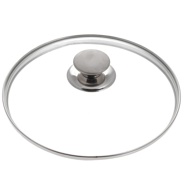 Крышка стеклянная Silampos. Диаметр 28 см632000BE8128BКрышка Silampos, изготовленная из закаленного стекла, позволяет контролировать процесс приготовления без потери тепла. Ободок из нержавеющей стали предотвращает сколы на стекле. Ненагревающаяся ручка выполнена из нержавеющей стали. Крышку можно использовать в духовке (выдерживает температуру до 220°С). Посуда Silampos производится с использованием самых последних достижений в области производства изделий из нержавеющей стали. Алюминиевый диск инкапсулируется между дном кастрюли и защитной оболочкой из нержавеющей стали под давлением 1500 тонн. Этот высокотехнологичный процесс устраняет необходимость обычной сварки, ахиллесовой пяты многих производителей товаров из нержавеющей стали. Вместо того, чтобы сваривать две металлические детали вместе, этот процесс соединяет алюминий и нержавеющей стали в единое целое. Метод полной инкапсуляции позволяет с абсолютной надежностью покрыть алюминиевый диск нержавеющей сталью. Это делает невозможным контакт алюминиевого диска с...