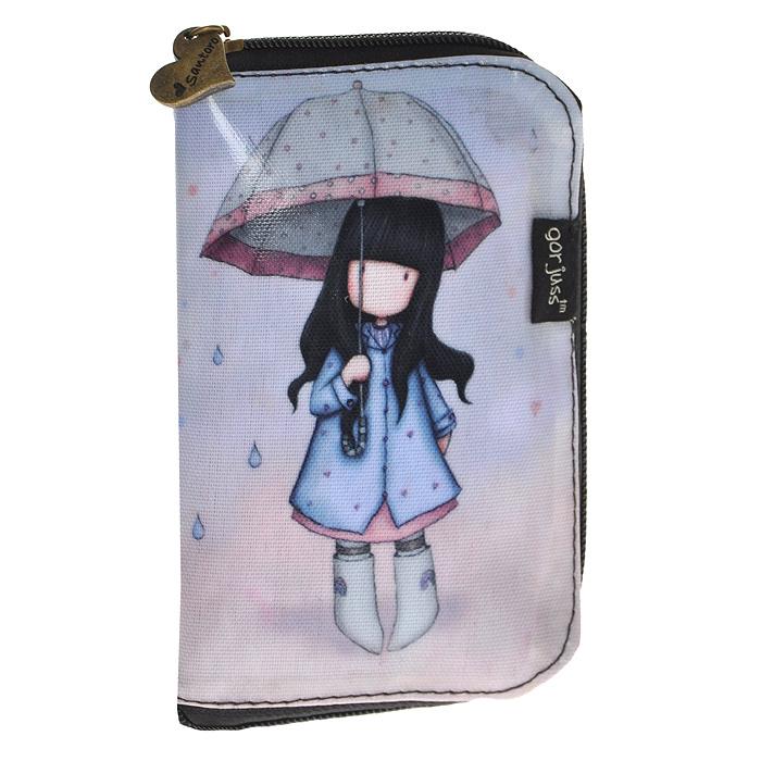 Складывающаяся сумка для покупок Puddles of Love, цвет: фиолетовый. 001211373298с-1Складывающаяся сумка для покупок с милой девочкой Gordjuss непременно порадует вас или станет прекрасным подарком. Сумка складывается в симпатичный чехольчик на молнии, сама сумка выполнена из текстиля фиолетового цвета с орнаментом и имеет две удобные ручки. Сумка очень удобна в использовании - ее легко раскладывать и складывать. Характеристики:Материалы: текстиль, ПВХ, металл. Цвет: фиолетовый. Размер чехла на молнии: 10,5 см x 16 см x 1,5 см. Размер сумки в разложенном виде: 54 см х35 см х 17 см.