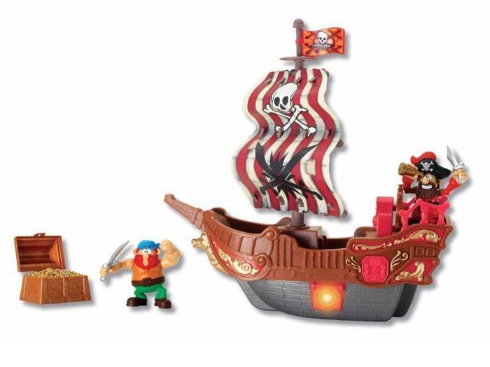 """Игровой набор Keenway """"Пиратские приключения. Битва за остров"""" 10754"""