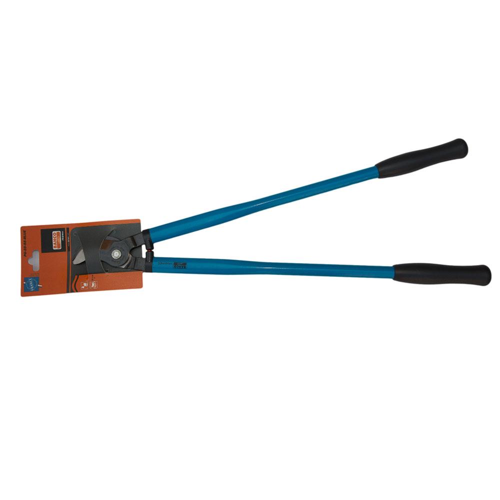 Сучкорез Bahco, цвет: синий, длина 65 см. PG-28-65-BLUE531-401Сучкорез Bahco с крепкой режущей головкой предназначен для кустарников и маленьких деревьев. Стальные рукоятки с удобными пластиковыми захватами. Режущая головка из закаленной и отпущенной высокоуглеродистой стали.