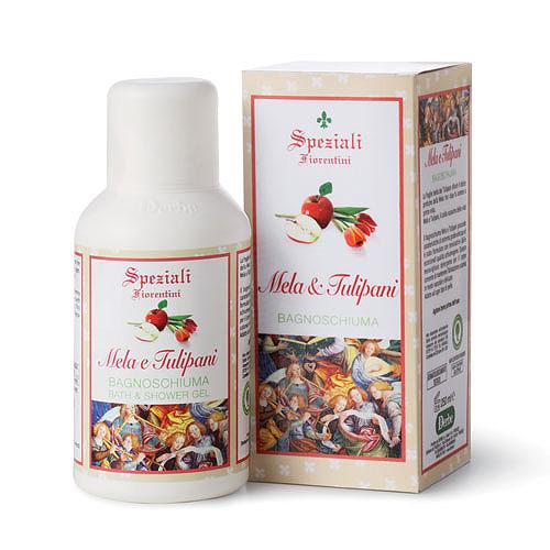 Derbe Гель для душа Яблоко и тюльпан, 250 млA931586768Насыщенный тонким чувственным ароматом гель замечательно очищает кожу тела, не вызывая сухости и раздражения, активизирует защитные механизмы кожи. Сочетание ароматов яблока и тюльпана – расслабляющий аромат, умиротворяющий и приводящий в гармоничное состояние мысли и чувства. Красные яблоки добавляют аромату терпкость, линия подходит и мужчинам, и женщинам. Гель замечательно очищает кожу, даря ей гладкость и нежность лепестков тюльпана. Не вызывает сухости и раздражения, смягчает и сохраняет уровень влаги в коже, не нарушая защитную гидролипидную мантию. Окружает ароматом свежести, даря радость и ощущение комфорта. Может использоваться в качестве геля для душа и пены для ванн. Используйте после ванной или душа крем для тела из серии «Яблоко и тюльпан». Назначение: препарат для эффективного очищения и ухода за кожей тела и принятия ванн. Подходит и женщинам и мужчинам. Эффекты: замечательно очищает кожу, даря ей гладкость и нежность лепестков...