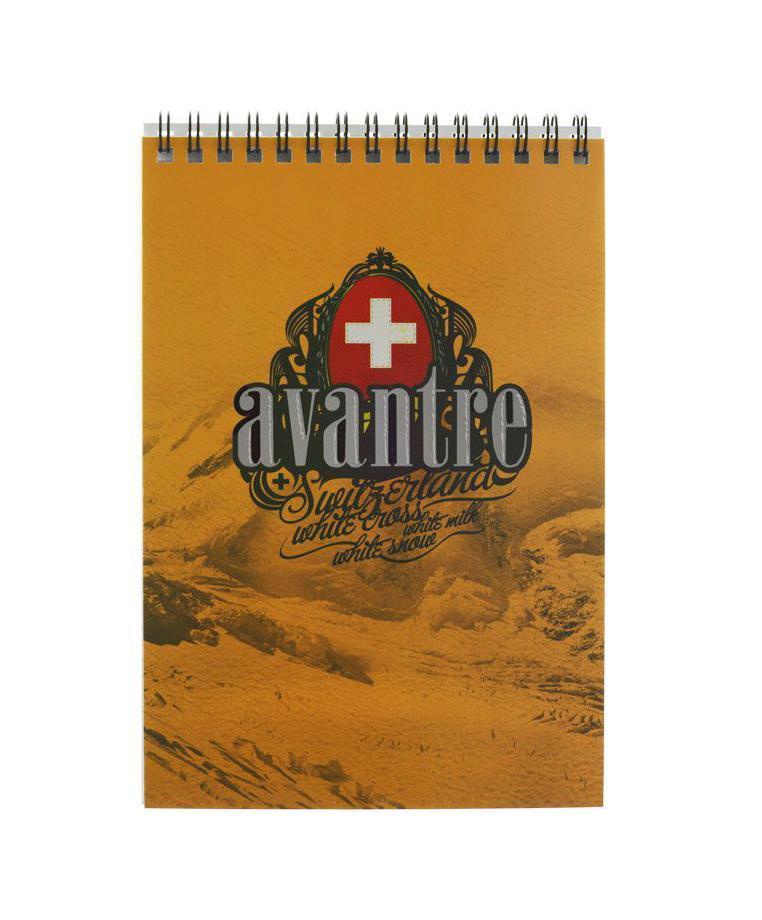 Блокнот Avantre О19RR02N000126