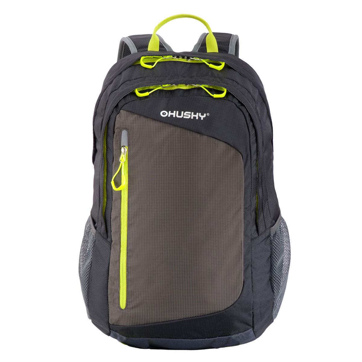 Рюкзак городской Husky Marel 27, цвет: черныйLSCB-UT1-577Рюкзак городской Husky Marel 27 подойдет как для школы, так и для повседневной носки в городе. У рюкзака два больших отделения, один передний карман и специальный карман для ноутбука.Особенности: водонепроницаемая ткань; система вентиляции спины AMS;отделение для ноутбука;внутренний органайзер;боковые карманы-сетки;светоотражающие элементы.