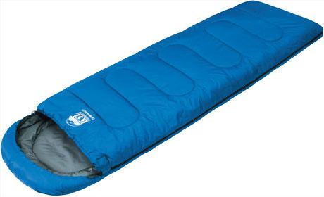 Спальный мешок KSL Camping Plus 6252.0105, цвет: синий, правосторонняя молния6252.0105Классический кемпинговый спальный мешок-одеяло с подголовником-капюшоном для летнего сезона. Вес: 1,5 кг. Т комфорта 6°C. Т предела комфорта 3°C. T экстрима -12°C. Размер: (185+35) x 80 см. Размер в чехле: 42 x 21 см. Сезонность: лето. Внешняя ткань верх: Polyester 190T. Внешняя ткань низ: Polyester 190T. Внутренняя ткань: Polycotton. Утеплитель: APF-Isoterm 3D. Область применения: кемпинг. Цвет: синий. Материал: Polyester 190T, polycotton.