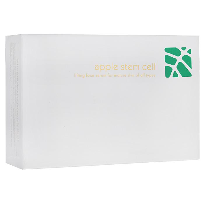 Beauty Style Сыворотка Apple Stem Cell для лица, лифтинговая, 12 ампул х 5 мл4515411Активная омолаживающая лифтинговая сыворотка Beauty Style Apple Stem Cell подходит для всех типов кожи с признаками увядания, а также для профилактики процессов старения. Особенно рекомендуется для дегидратированной кожи, обеспечивает ее питание. Компонентный состав сыворотки замедляет процессы старения и нейтрализует действие свободных радикалов. Сыворотка оказывает выраженное лифтинговое действие, устраняет видимые признаки увядания кожи, эффективно укрепляет ее, сокращает глубину морщин. Активные компоненты : Фитостволовые клетки яблока (Malus Domestica Fruit Cell Culture) являются активными биостимуляторами клеток кожи. Растительные факторы роста, содержащиеся в фитостволовых клетках, активизируют деление клеток эпидермиса, что способствует более интенсивному обновлению, стимулируют синтез коллагена, эластина и гликозаминогликанов. Таким образом, растительные стволовые клетки предохраняют кожу от истончения, обезвоживания и образования морщин. Коже...