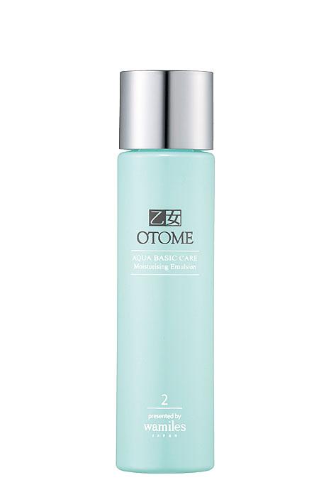 Otome Эмульсия для лица Aqua Basic Care, увлажняющая, 200 млБ63002Благодаря входящим в состав средства оригинальному ингредиенту – CSW (Конденсированная Глубоководная Морская Вода), - витаминам и другим активным компонентам, эмульсия глубоко увлажняет, питает минералами, снимая раздражение и воспаление кожи, оздоравливает клетки кожи. Мгновенно впитываясь в кожу, является прекрасным проводником для интенсивного действия средств дальнейшего ухода. После рекомендуется использовать Увлажняющую сыворотку для лица Otome Aqua Basic Care Moisturizing Serum Concentrate и Увлажняющий крем для лица Otome Aqua Basic Care Moisturizing Serum Concentrate.Способ применения:Необходимое количество нанести на ладонь, распределить по всему лицу. На участки, вызывающие беспокойство наносить многократно. Кончиками пальцев делать паттинг, как бы вбивая средство в кожу. Для лучшего результата использовать утром и вечером.Товар сертифицирован.