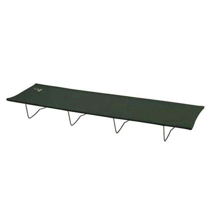 Кровать складная облегченная Greenell BD-6 LМ5102Кемпинговая кровать. Для хранения и транспортировки упаковывается в чехол. Занимает минимум места в сложенном виде.