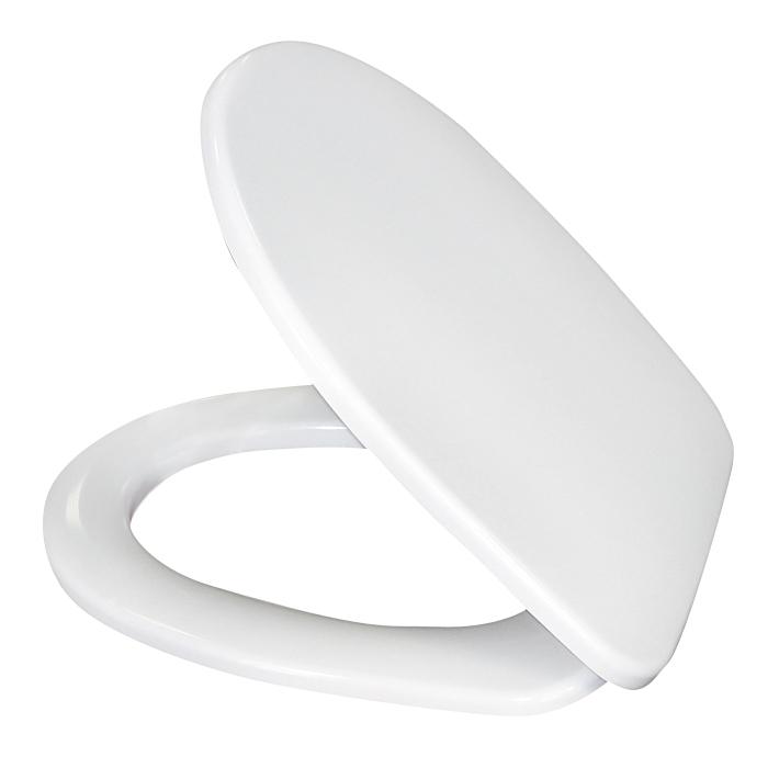 Сиденье для унитаза Iddis, цвет: белый. ID 139 DpID 139 Dp