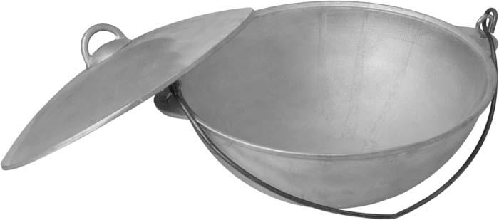 Казан Boyscout, алюминиевый с крышкой, 6 л94672Казан Boyscout, изготовленный из литого алюминия, идеально подходит для приготовления разнообразных блюд на открытом воздухе. Казан - замечательная посуда для приготовления восточного плова, овощей, риса, тушеной баранины, лагмана, в казане делают голубцы и фаршированные перцы, жаркое, мясо с овощами, хаш, чанахи.Казан снабжен короткими литыми ручками, на которые крепиться ручка-дужка, и крышкой, которая плотно прилегает к краю казана, надолго сохраняя аромат блюд.