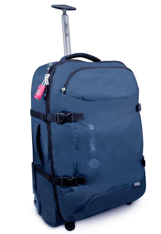 Сумка PacSafe на колесах Toursafe 25, цвет: синий, 60 л PF401ST