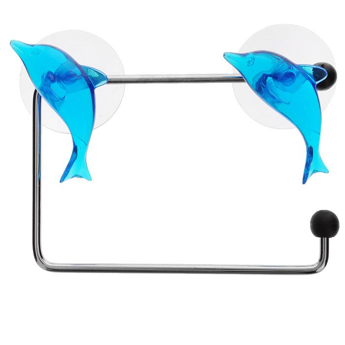 Держатель для туалетной бумаги Tatkraft Дельфины11663