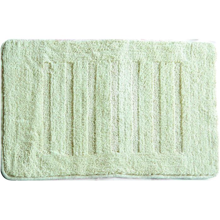 Коврик для ванной комнаты Milardo Beige Lines, 50 х 80 см MMI183MMMI183MКоврик для ванной комнаты Milardo Lines выполнен из микрофибры (100% полиэстер) - это особо мягкий материал, изготовленный из тончайших волокон. Коврик удивительно приятен и нежен на ощупь, обладает уникальными впитывающими свойствами. Он имеет латексную основу, благодаря которой он не скользит по полу. Края коврика обработаны оверлоком. Можно использовать на полу с подогревом. Коврик можно стирать в стиральной машине в щадящем режиме при температуре не выше 40°C отдельно от остального белья.