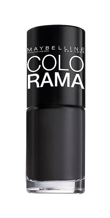 Maybelline New York Лак для ногтей Colorama, оттенок 23, Горький шоколад, 7 млB2068703Самая широкая палитра оттенков новых лаков Колорама. Яркие модные цвета с подиума. Новая формула лака Колорама обеспечивает стойкое покрытие и создает еще более дерзкий, насыщенный цвет, который не тускнеет. Усовершенствованная кисточка для более удобного и ровного нанесения, современная упаковка. Лак для ногтей Колорама не содержит формальдегида, дибутилфталата и толуола.