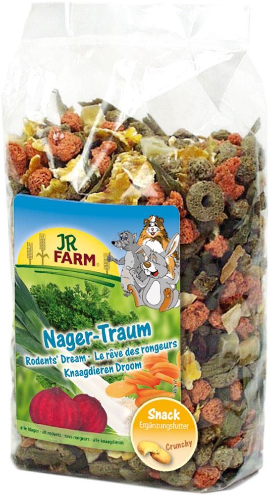 Лакомство для грызунов JR Farm Мечта грызунов, 200 г36510Лакомство для грызунов JR Farm Мечта грызунов - разноцветная смесь, сделанная из высококачественного сырья и множества овощей. Богата витаминами и легко переваривается! Дополнение к основному корму для грызунов. Состав: шарики петрушки, травяная мука из маиса, пшеницы и шпината, хлопья маиса, морковь, картофель, свекла, лук-порей. Без искусственных красителей и консервантов. Пищевая ценность: белок 15,4%, жиры 2,6%, волокно 14,2%, зола 6,3%. Вес: 200 г. Товар сертифицирован. Уважаемые клиенты! Обращаем ваше внимание на возможные изменения в дизайне упаковки. Качественные характеристики товара остаются неизменными. Поставка осуществляется в зависимости от наличия на складе.