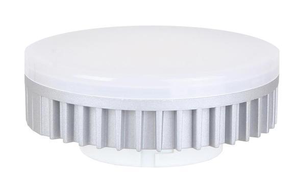 Camelion LED5-GX53/845/GX53 светодиодная лампа, 5ВтLED5-GX53/845/GX53Светодиодная лампа Camelion 5W GX53 LED5-GX53/845 применяется для освещения жилых помещений, торговых залов и витрин. Более того, она не содержит ртути и не излучает инфракрасные и ультрафиолетовые лучи. Такие лампы очень компактные и удобные, это по-настоящему выгодное вложение в будущее. Для питания низковольтной СДЛ Camelion дополнительно требуется понижающий трансформатор (рекомендуется использовать источник постоянного напряжения 12VDC или блок питания для светодиодных устройств).