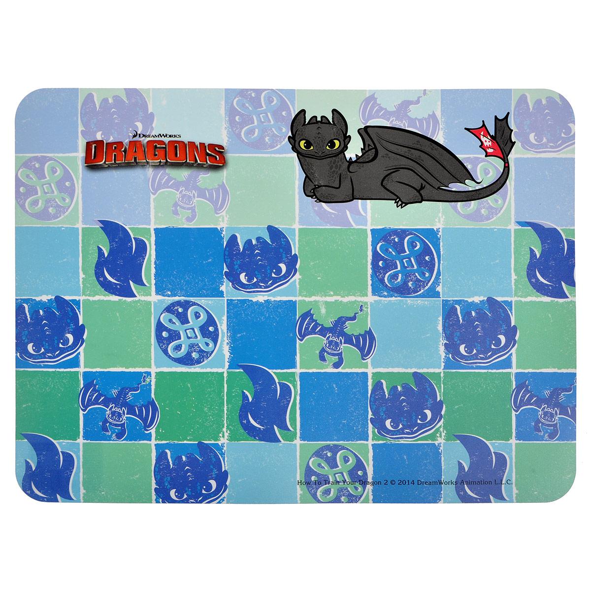 Настольная подкладка для лепки Action! Dragons, 43 см х 32 см23С 1483-08Настольная подкладка Action! Dragons не только обеспечит комфортную работу во время лепки, но и предохранит поверхность рабочего стола от загрязнений и различных повреждений.Она выполнена из плотного пластика и оформлена изображением дракончика. Яркий дизайн подкладки непременно понравится вашему ребенку.