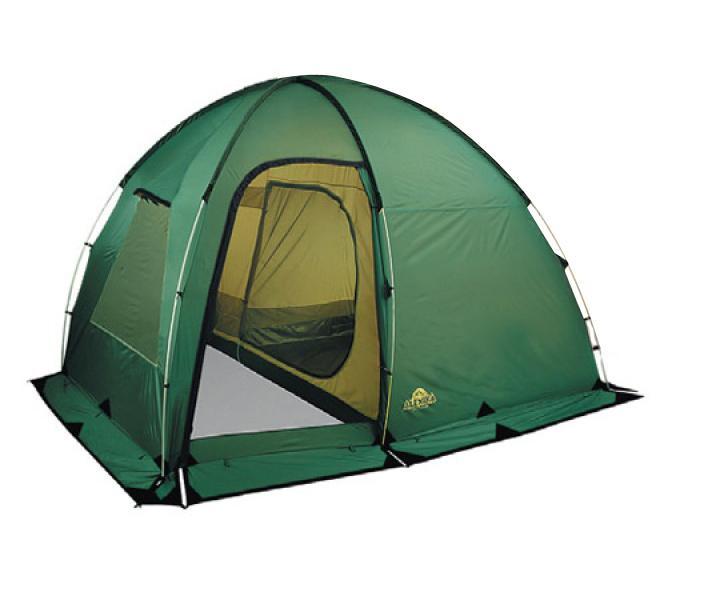 Палатка Alexika Minnesota 4 Luxe Alu Green9153.4101Вместительная четырехместная кемпинговая палатка MINNESOTA 4 LUXE Alu- прекрасный выбор для дружеской компании или небольшой семьи, предпочитающей отдых на природе. Планируя отправиться в поход в весенний, летний или осенний период и находясь в поисках палатки, присмотритесь к данной модели. Оптимальное сочетание цена-качество делает ее одной из самых продаваемых палаток. В кемпинговой палатке MINNESOTA 4 LUXE Alu имеется большой тамбур, где вы сможете хранить любые вещи или сделать там небольшую походную кухню. В палатке предусмотрен ряд «приятных» деталей. Например, антимоскитные сетки на каждом из трех входов в тамбур. Никакие насекомые не смогут испортить вам отдых. Также палатка имеет ветрозащитный полог по периметру. Вам не будут страшны ни дождь, ни ветер. А в жаркое время большое вентиляционное окно с ветровым клапаном, которое находится в верхней точке купола, и одно внешнее окно помогут вам получить приток свежего воздуха. Для изготовления дна палатки MINNESOTA 4...