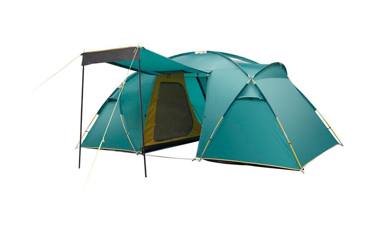 Палатка Greenell Виржиния 4V2 Green25533-303-00Комфортная кемпинговая палатка с двумя комнатами. Два спальных отделения. Просторный тамбур с двумя входами. Эффектная система вентиляции. Возможна отдельная установка тента. Дополнительные преимущества: Прозрачные окна; Проклеенные швы; Ветрозащитная юбка; Противомоскитная сетка. Характеристики: Вместимость: 4 человека. Размер палатки в разложенном виде (ДхШхВ): 370 см х 220 см х 195 см. Наружный тент: полиэстер Taffeta 190T, PU 3000 мм. Внутренняя палатка: полиэстер Taffeta 190T дышащий. Дно: Tarpauling, PU 10000 мм. Каркас: дуги из фибергласса диаметром 9,5 мм и 11 мм. Вес: 11330 г. Размер в сложенном виде: 75 см х 26 см х 26 см. Изготовитель: Китай. Артикул: 25533-303-00.