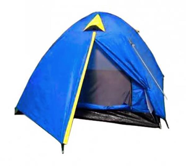 Палатка Reking HD-1105 BlueHD-1105Палатка трехместная Reking - классическая двухслойная палатка для несложных походов и отдыха на природе. Материал тента: 170Т полиэстер; Материал дна: РЕ; Материал дуг: фибергласс, 7,9 мм; Проваренные швы; Антимоскитная сетка спасет от насекомых.