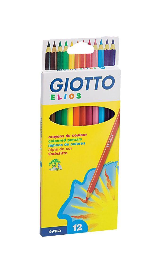 Цветные карандаши Giotto Elios, 12 цветов72523WDОт производителяЦветные карандаши Glotto Elios непременно, понравятся вашему юному художнику. Набор включает в себя 12 ярких насыщенных цветных карандаша гексагональной формы. Идеально подходят для школы. Карандаши изготовлены из сертифицированного дерева, экологически чистые, имеют прочный неломающийся грифель, не требующий сильного нажатия и легко затачиваются. Порадуйте своего ребенка таким восхитительным подарком! Цветные карандаши Glotto Elios непременно, понравятся вашему юному художнику. Набор включает в себя 12 ярких насыщенных цветных карандаша гексагональной формы. Идеально подходят для школы. Карандаши изготовлены из сертифицированного дерева, экологически чистые, имеют прочный неломающийся грифель, не требующий сильного нажатия и легко затачиваются. Порадуйте своего ребенка таким восхитительным подарком! Характеристики:Материал:дерево, грифель. Диаметр карандаша:0,7 см. Длина карандаша:18 см. Размер упаковки:22,5 см х 8,5 см х 0,9 см. Изготовитель:Китай.