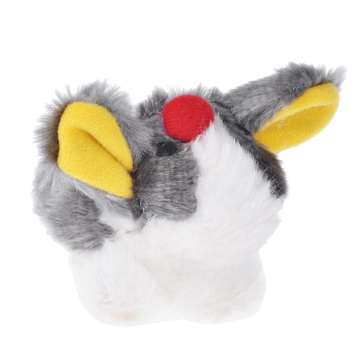 Игрушка для кошек I.P.T.S. Кролик вибрирующий16384/440369Игрушка для кошек I.P.T.S. Кролик вибрирующий изготовлена из мягкого плюша. Игрушка вибрирует, создавая дополнительные движения и звуковые эффекты. Предназначена для активных игр с кошкой.