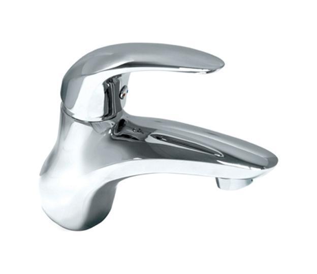 Смеситель для умывальника, Leaf, IDDIS, LEASB00I01FG151825 Subito MiniАэратор со специальной сеткой для снижения шума. Керамический картридж, диаметр 35 мм. В комплекте: гибкая подводка, крепеж.Функция EcoStep: Верхнее положение: «100% потока» Среднее положение: «50% потока» Нижнее положение ручки: «Поток воды перекрыт» Материал: латунь, полиамид, стекловолокно, керамика, пластик, нержавеющая сталь