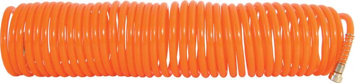 Шланг-удлинитель FIT, 5 м. 8110181101Соединение быстросъемное. Спиральный шланг с соединительными узлами.