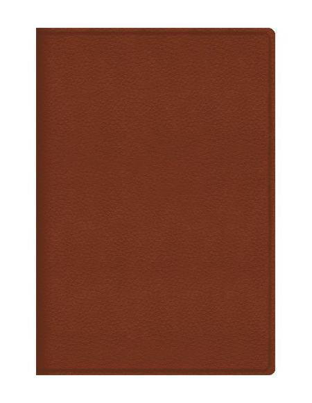 """Listoff Ежедневник А5 Полудатированный """"Коричневый ZODIAC"""" 192л. (CLASSIC) Искусственная кожа с поролоном ЕКК15519207"""