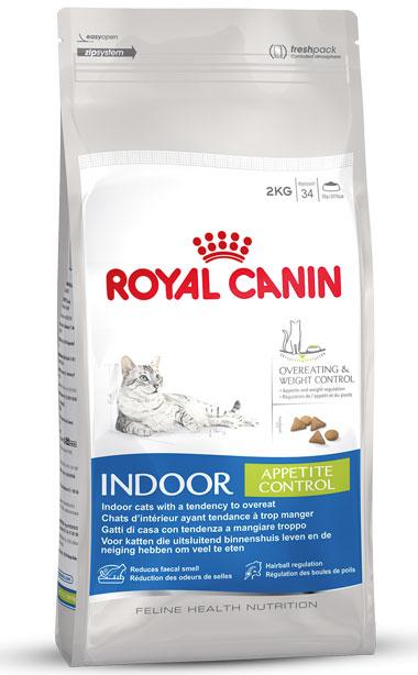 Корм сухой Royal Canin Indoor Appetite Control, для взрослых кошек, живущих в помещении и склонных к перееданию, 400 г0120710Корм сухой Royal Canin Indoor Appetite Control - полнорационный сухой корм для кошек в возрасте от 1 до 7 лет, живущих в помещении и склонных к перееданию.Переедание и контроль веса.Кошки, живущие в помещении, менее активны и часто склонны к перееданию. INDOOR APPETITE CONTROL помогает таким кошкам регулировать аппетит естественным образом, благодаря балансу белков и клетчатки. Продукт способствует поддержанию идеального веса. Выведение волосяных комочков.Стимулирует кишечный транзит и облегчает выведение волосяных комочков благодаря сочетанию неферментируемой и ферментируемой клетчатки. Ослабление запаха фекалий.Высокоперевариваемые белки, адаптированное содержание клетчатки и особые питательные вещества способствуют нормальному пищеварению и ослабляют запах фекалий. Состав: дегидратированные белки животного происхождения (птица), рис, кукуруза, изолят растительных белков, растительная клетчатка, пшеница, животные жиры, кукурузная клейковина, гидролизат белков животного происхождения, минеральные вещества, свекольный жом, соевое масло, фруктоолигосахариды, дрожжи, рыбий жир.Добавки (в 1 кг): питательные добавки: Витамин A: 14700 ME, Витамин D3: 800 ME, Железо: 35 мг, Йод: 3,5 мг, Марганец: 46 мг, Цинк: 138 мг, Ceлeн: 0,07 мг - Консервант: сорбат калия - Антиокислители: пропилгаллат, БГА. Товар сертифицирован.