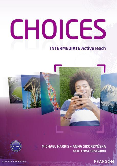 Choices Intermidiate. Active Teach