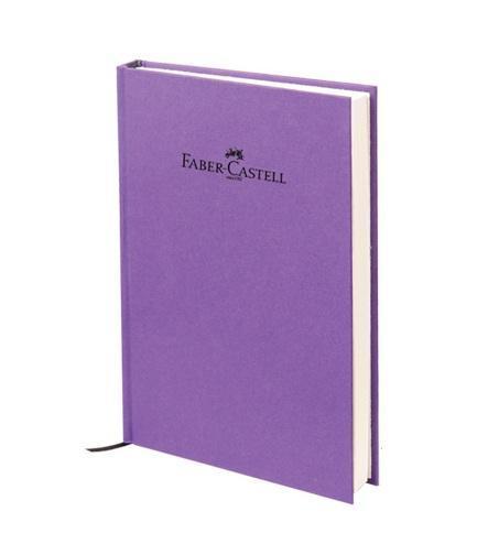 Блокнот, серия Natural, формат А6, 100 стр. фиолетовый, в линейку724-SBБлокнот со спиралью, серия Natural, формат А6, 100 стр. фиолетовый, в линейку