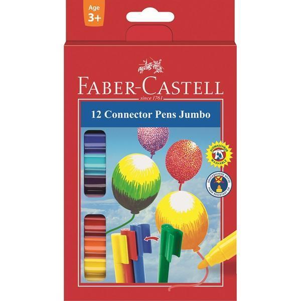 Фломастеры с клипом JUMBO, в картонной коробке, 12 шт.155212Цветные карандаши ЗАМОК, набор цветов, в картонной коробке, 12 шт. Материал: пластик.
