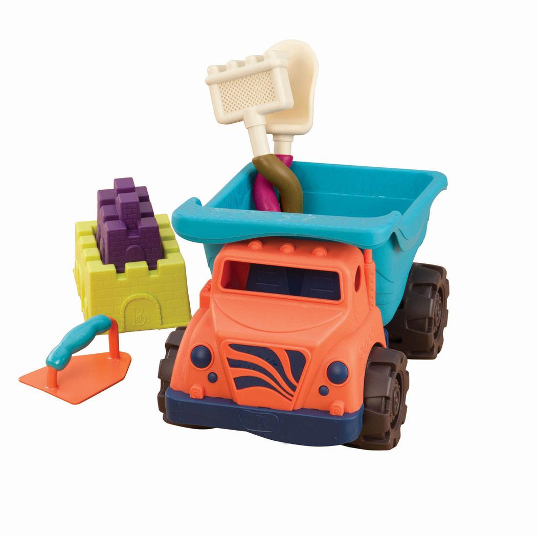 B.Summer Самосвал и игровой набор для песка Coastal Cruiser 68712