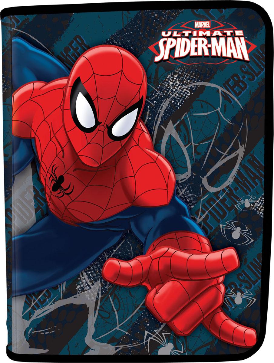 Папка для тетрадей Spider-Man, цвет: черный, красныйSMAB-US1-CPBFL