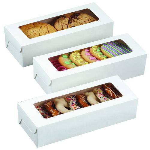 Коробка подарочная Wilton, прямоугольная с окошком, 3 штWLT-415-1433Подарочные коробочки Wilton используются для праздничной упаковки кондитерских изделий. Имеется окошко для обзора содержимого. Коробки легко собираются.