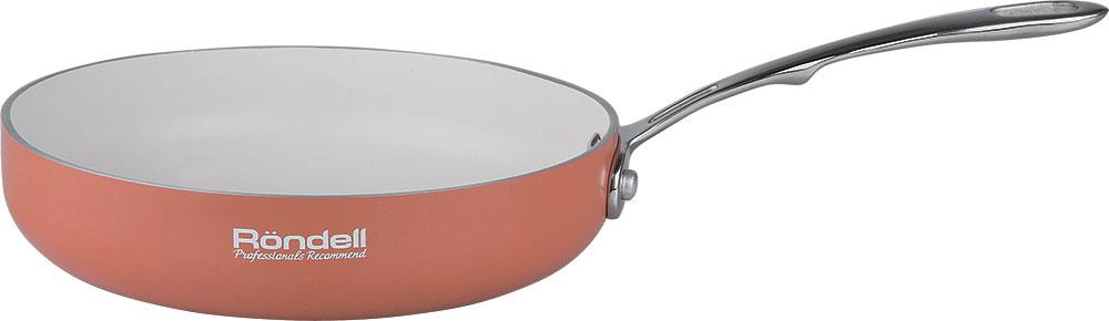 "Набор посуды Rondell ""Terrakotte"", 2 предмета + ПОДАРОК: Сковорода Rondell ""Terrakotte"", с антипригарным покрытием. Диаметр 20 см RDA-537+RD"