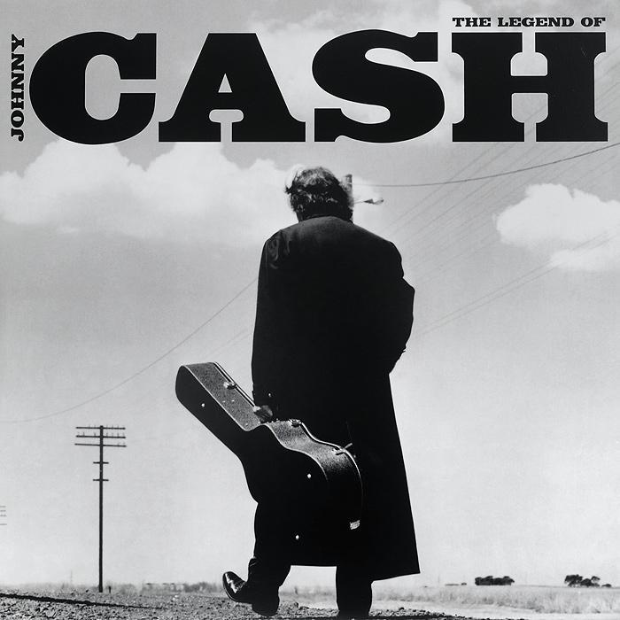 Johnny Cash. The Legend Of (2 LP) johnny cash johnny cash the sound of