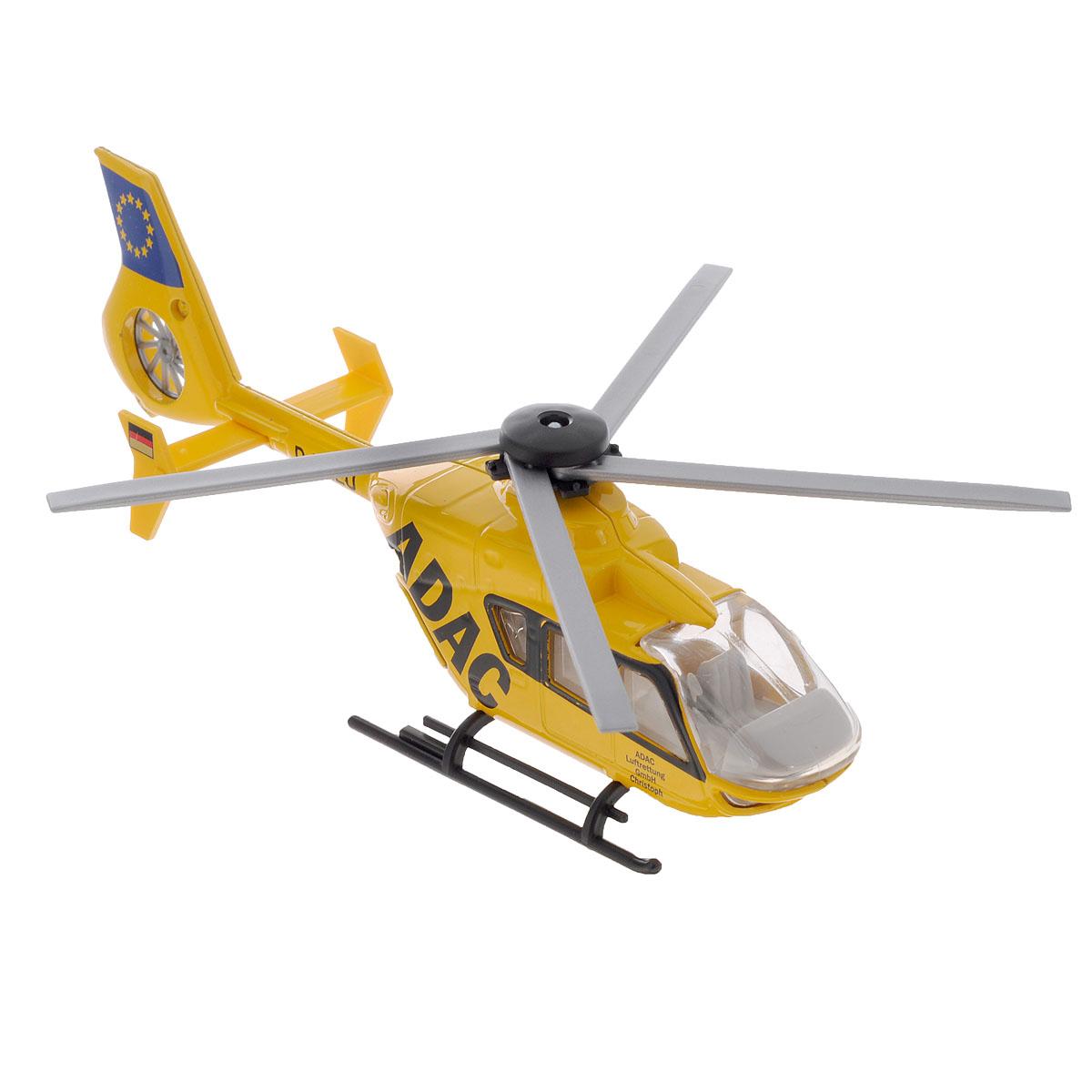 Siku Вертолет спасательный ADAC