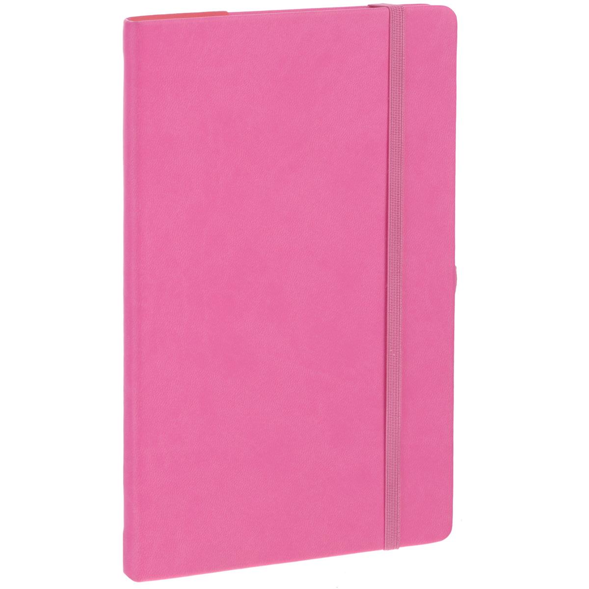"Записная книжка Erich Krause ""Festival"", цвет: розовый, 96 листов 36757"