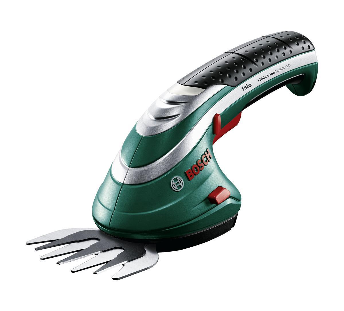 Аккумуляторные ножницы для травы Bosch ISIO 3 + чехол 0600833100