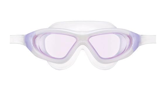 Очки для плавания View Xtreme, цвет: светло-фиолетовый527Маска для плавания View Xtreme имеет низкопрофильный гидродинамический дизайн, обеспечивающий максимальный комфорт и великолепный обзор во время плавания или занятий водными видами спорта в любых условиях. Модель Xtreme имеет уменьшенную конструкцию рамки и революционную быстро регулируемую систему пряжек (заявка на патент), что значительно уменьшает сопротивление воды, по сравнению с аналогичными моделями. Высококачественные скругленные края силиконового обтюратора маски гарантируют абсолютную водонепроницаемость и максимальный комфорт во время тренировок. Маска для плавания View Xtreme обеспечивает 100% защиту от ультрафиолетового излучения (UVA/UVB) и широкий угол обзора - 180 градусов. Характеристики:Цвет: светло-фиолетовый. Материал: силикон, поликарбонат, полиуретан. Размер наглазников: 13 см х 6 см. Длина оправы: 17 см. Изготовитель: Япония. Артикул: TS V-1000N LV/W.
