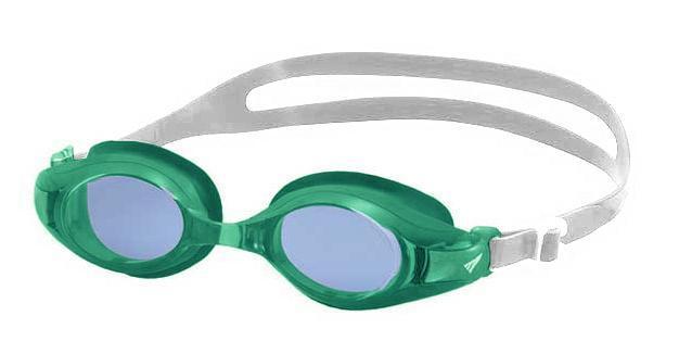 Очки для плавания View Platina, цвет: прозрачный, зеленыйTS V-500A CGRПружинистые гибкие боковые клипсы позволяют очкам для плавания V-500A Platina амортизировать внешние удары. Такой дизайн обеспечивает стабильное и комфортное положение очков на лице. Благодаря новому ремешку с изменяющейся толщиной эти очки удобнее носить и легче снимать. Неровная поверхность в затылочной части ремешка предотвращает его соскальзывание. Съемные боковые клипсы были созданы для того, чтобы ремешок можно было быстрее и легче подогнать по размеру, их также можно переставить на ремешок нужной длины. Для этой модели очков выпускается широкий спектр диоптрических линз VC-510A VIEW Rx как с минусовыми, так и с плюсовыми диоптриями. Дополнительные особенности: Специальная обработка против запотевания. 100% УФ защита. Характеристики: Цвет: прозрачный, зеленый. Материал: пластик, силикон. Размер наглазника: 6 см х 4,2 см. Длина оправы: 15,5 см. Изготовитель: Япония. Артикул: TS V-500A CGR.