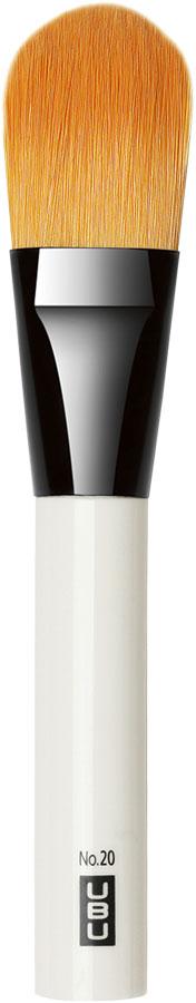 UBU Кисть для тональной основы, №20. 19-502919-5029Наносите макияж, как настоящий профессионал. Эта мягкая кисть создана для создания идеального тона лица. Товар сертифицирован.