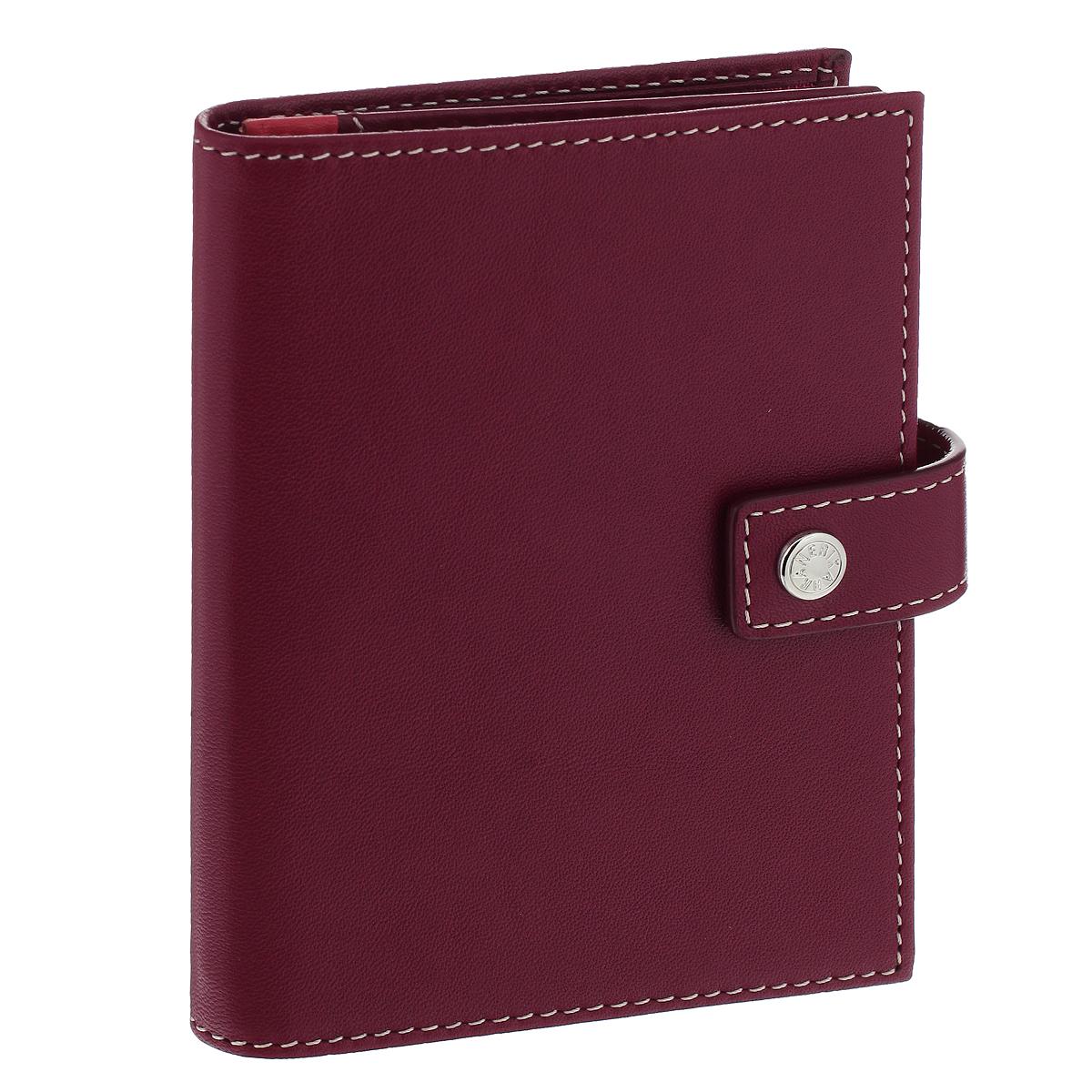 Обложка для паспорта и автодокументов Neri Karra, цвет: вишневый. 0031 3-01.50/3-01.58NB0031 3-01.50/3-01.58NBОбложка для паспорта и автодокументов Neri Karra не только сохранит внешний вид документов в аккуратном состоянии, но и станет стильным аксессуаром, который, благодаря своему современному дизайну и высокому качеству исполнения, несомненно, привлечет внимание окружающих и никого не оставит равнодушным. Обложка выполнена из натуральной кожи и оформлена контрастной отстрочкой. Внутри обложка содержит: отделение для паспорта, съемный блок с 6 файлами из мягкого прозрачного пластика (для водительского удостоверения, для ПТС, техосмотра и один разворачивающийся файл формата А5), 3 кармана для визиток и кредитных карт, сетчатый карман для фото и три вертикальных кармана для бумаг. Обложка закрывается на хлястик с металлической кнопкой. Кожгалантерея Neri Karra очень быстро заняла твердую позицию одного из лидеров на российском рынке. Портфель, кошелек, визитница, ключница, портмоне или ремень… какой бы предмет кожгалантереи Neri Karra Вы бы ни выбрали, он станет достойным...