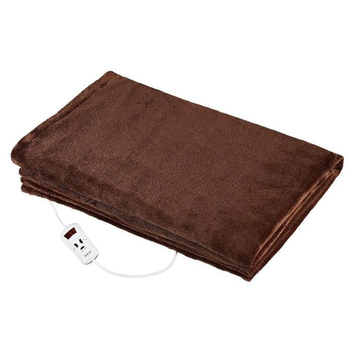 AEG WZD 5648, Brown электропледWZD 5648 braunЭлектроплед AEG WZD 5648 оснащен электронным термостатом для поддержания постоянной температуры. Безопасен даже в случае прямого контакта с кожей.