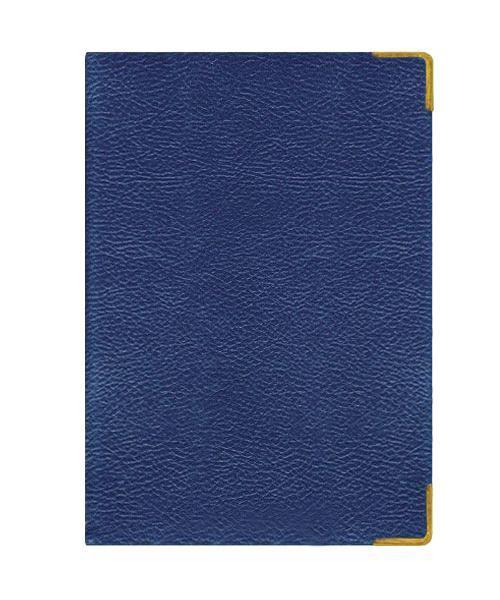 Ежедневник А5 Недатированный Stardream (синий металлик) 152л. (BUSINESS PRESTIGE) Искусственная кожа с поролоном72523WDВ линейке бизнес-ежедневников представлены датированные, полудатированные и недатированные внутренние блоки на офсетной бумаге плотностью 70гр.м. Коллекция прекрасно подходит в качестве подарка. Обложка обладаетвозможностью термотиснения. Внутренний блок прошит, что гарантирует отсутствие потери листов при активном использовании. Цветные форзацы подчеркивают высокий статус ежедневника. Металлические скругленные углы защищают эту серию продукции при активном использовании. Особый шарм и статус ежедневникам придает разнообразие отделок поверхностей. Исследование с фокус-группами показало, что качество текстур неотличимо от оригинальных поверхностей. Доступный статус - кредо коллекции Business Prestige! Виды отделки: Ancient (гладкая и мягкая кожа), Iguana, Skin, Gold, Nappa, Croco, Grand croco, Impact. Разметка: . Бумага: . Формат: А5. Пол: Унисекс. Особенности: металлические уголки, цветной торец (золото), ляссе 2 шт., бумага тонированная.