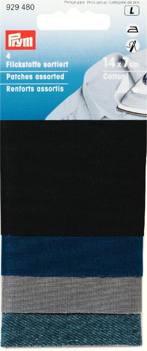 Набор тканей для заплаток Prym, 14 см х 7 см, 4 штRSP-202SНабор Prym - это комплект высококачественных тканей, предназначенный для заделывания порванных мест и дыр на текстильных вещах. Набор состоит из 4 разноцветных кусочков ткани размером 14 см х 7 см, изготовленные из хлопка, которые прикрепляются путем воздействия горячего утюга или пришиванием.УВАЖАЕМЫЕ КЛИЕНТЫ! Обращаем ваше внимание на то, что товар представлен в ассортименте. Размер: 14 см х 7 см.