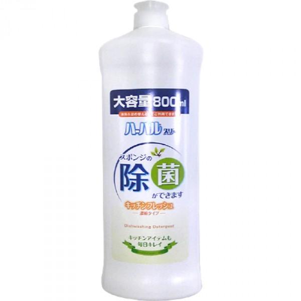 Средство для мытья посуды Mitsuei, концентрированное, с экстрактом бамбука, 800 мл391602Средство для мытья посуды Mitsuei с экстрактом бамбука предназначено для мытья столовой посуды, посуды для приготовления пищи, овощей и фруктов.Средство полностью удаляет трудновыводимые пятна жира. В состав средства входят натуральные ингредиенты, поэтому оно прекрасно уничтожает неприятный запах и обладает антибактериальными свойствами.Экологически чистый продукт. Экономичная упаковка! Расход в 2 раза меньше обычного средства. Средство содержит растительный экстракт безопасный для кожи рук. Не сушит и не раздражает кожу рук! Не оставляет запаха на овощах и фруктах! Средство прекрасно смывается водой с любой поверхности полностью и без остатка. Подходит для мытья детской посуды и аксессуаров для кормления новорожденных.Состав: ПАВ (нормальный 26% алкибензол сульфонат натрия с неразветвленной цепью, полиоксиэтилен алкил эфир, алифат алканоламида), стабилизатор, регулятор вязкости, экстракт бамбука.Товар сертифицирован.